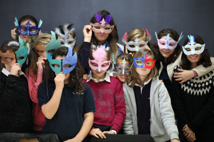 ateliers peri educatif masques