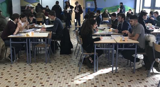 Forum des étudiants