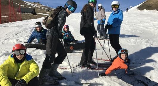 Voyage au ski des 3e B/C/D