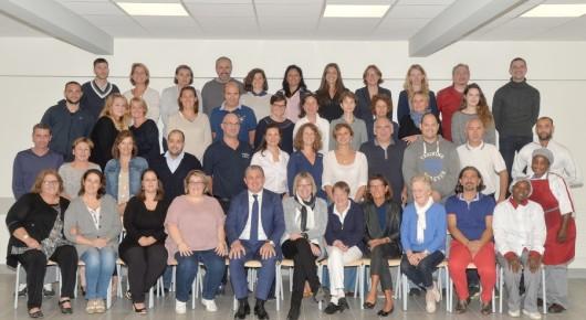 L'équipe pédagogique 2017/2018