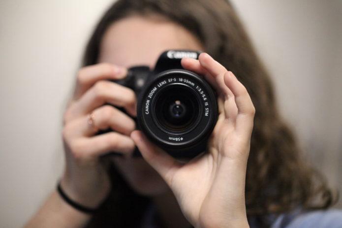 Atelier photo pour les élèves de Saint Augustin
