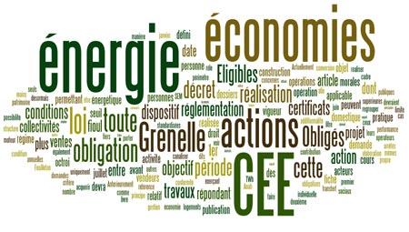 Certificats d'économie d'éne