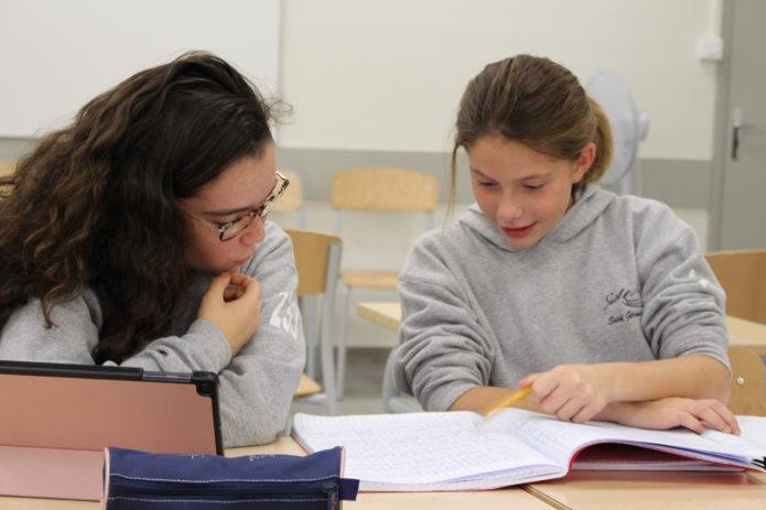 Eleves Saint Augustin