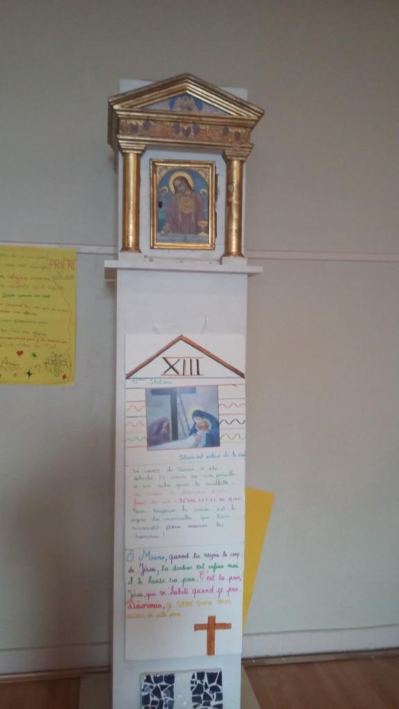 chemin de croix st Aug 2