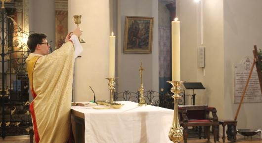 Messe du Jeudi saint
