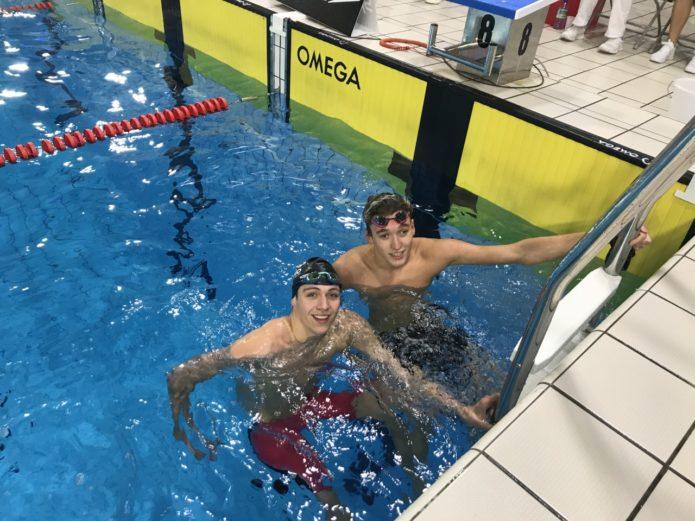 Meeting de natation