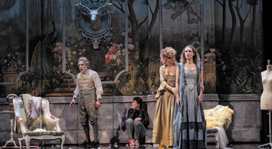 Sortie Théâtre 5D jeudi6 février 2020,  au Théâtre des Champs Elysées, à Paris