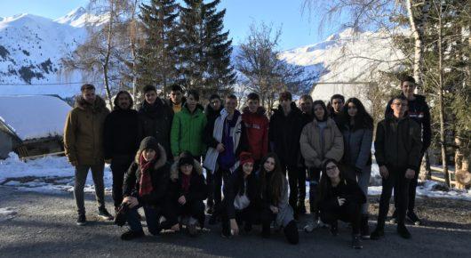 Classe de neige pour les 3ème Prépa-Métiers