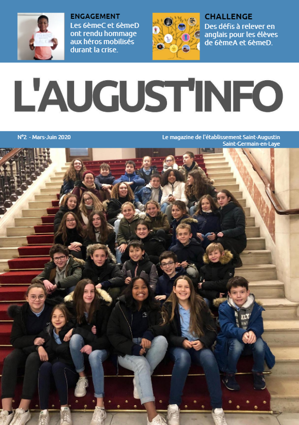 Le journal de Saint Augustin