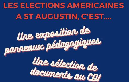St Augustin aux couleurs américaines